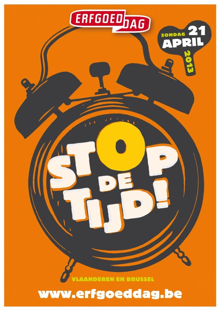 Stop de tijd!