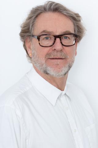 Portret Frank Herman (c) Irene Schaudies